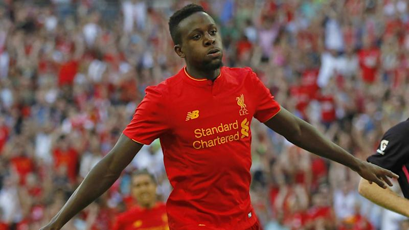 Divock Origi Liverpool Barcelona International Champions Cup