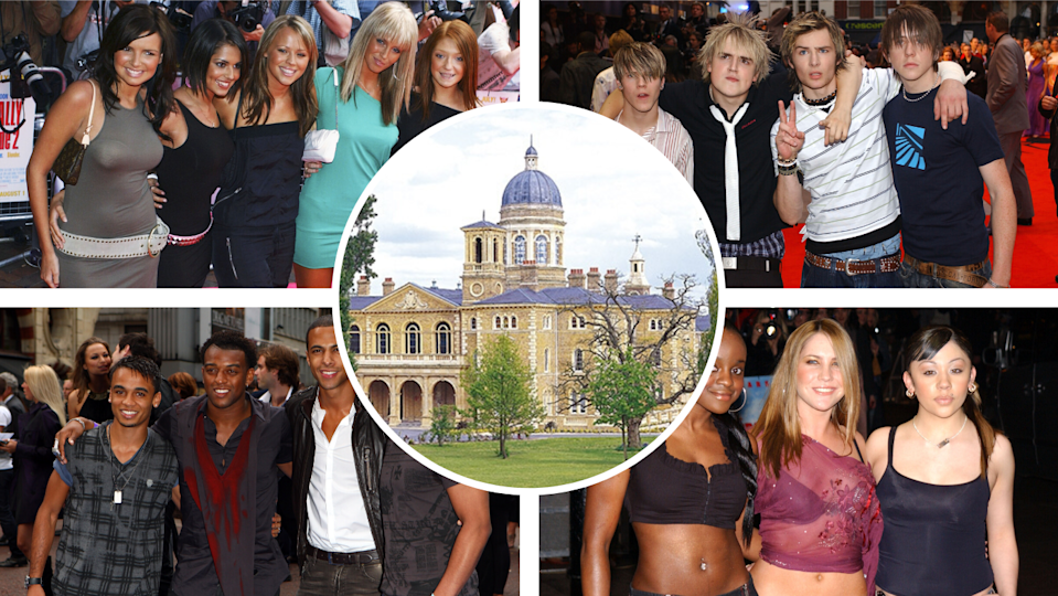 Many of the big pop stars of the Noughties have lived in Princess Park Manor in Middlesex
