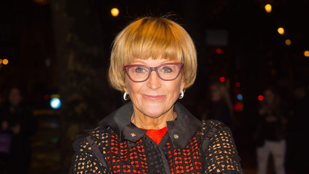 Anne Robinson believes women need to take a 'no nonsense' approach to workplace harassment. (Dominic Lipinski/PA Wire)