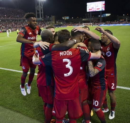Toronto FC inching towards greatest season in MLS history: 'It's something we've talked about'