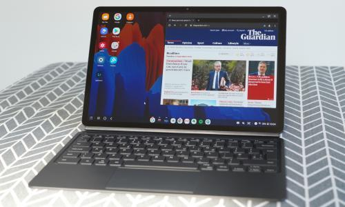 Samsung Galaxy Tab S7+ review: Android tablet to rival the iPad Pro