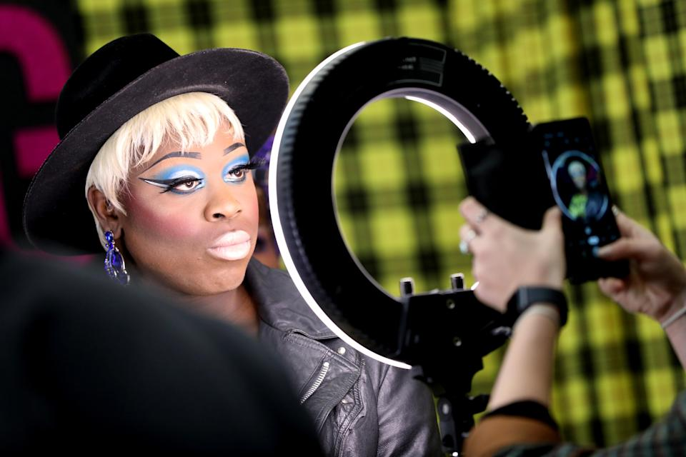 Bob the Drag Queen will be part of a major online DragFest for NYC Pride. (Photo: Tristan Fewings/Getty Images for World Of Wonder Productions)