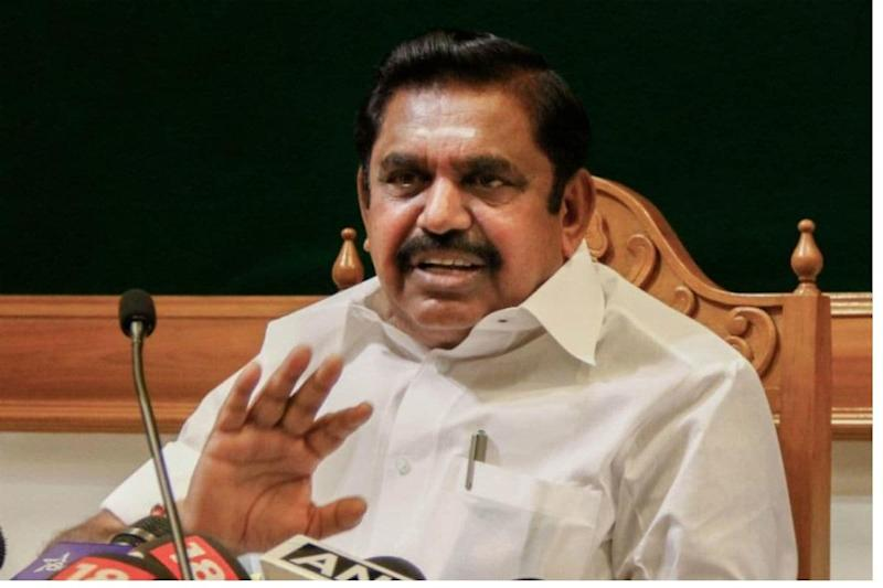 TN Govt Has Spent Rs 6,650 Crore in Combating Covid-19, Says CM Palaniswami