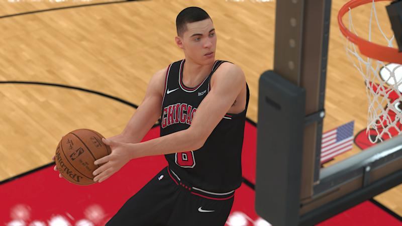 d19198eee6e NBA 2K19' ratings update: Early-season standouts, disappointments