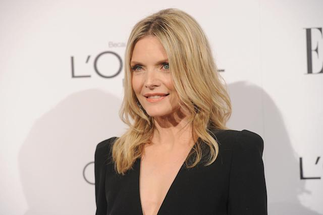 Michelle Pfeiffer appeared on both the 1990 and 2017 lists. (Photo: Getty Images)