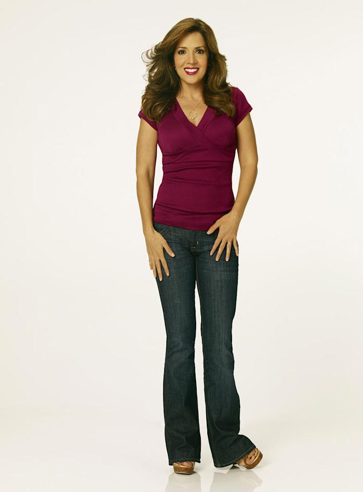 """Maria Canals-Barrera stars as Theresa Russo on """"Wizards of Waverly Place."""""""