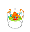 """<p>There's so much for your little one to discover with their animal pals on this Jumperoo® activity centre – music, lights and exciting sounds reward their every jump! </p><p><a class=""""link rapid-noclick-resp"""" href=""""https://direct.asda.com/george/toys-character/kids-toys/baby-toddler-toys/fisher-price-roarin-rainforest-jumperoo/050039185,default,pd.html?cgid=D30M1G1C5"""" rel=""""nofollow noopener"""" target=""""_blank"""" data-ylk=""""slk:Shop now"""">Shop now</a></p>"""