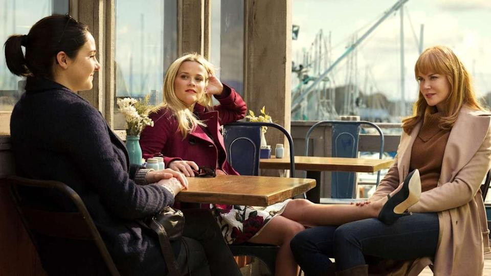"""<p>In the crusade that is Reese Witherspoon's takeover of media, <em>Big Little Lies</em> might be her most successful TV venture to date. Based on a novel of the same name, the series followed along with the book's plot pretty closely before getting renewed for a Season Two. That's when it went downhill. Hard. Had that second season not happened, <em>Big Little Lies</em> would be squarely sitting in Top Ten territory.</p><p><a class=""""link rapid-noclick-resp"""" href=""""https://play.hbonow.com/series/urn:hbo:series:GWGwm2gpIf6mywwEAAACF?camp=Search&play=true"""" rel=""""nofollow noopener"""" target=""""_blank"""" data-ylk=""""slk:Watch Now"""">Watch Now</a></p>"""