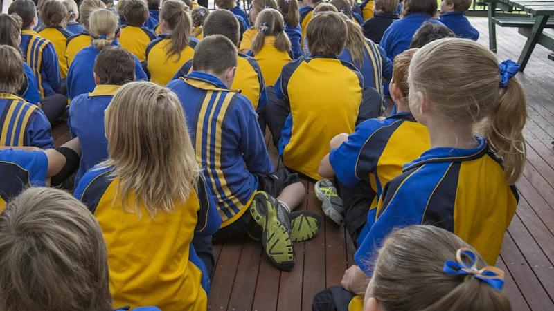 Tasmania is asking parents to keep their children at home from Monday where possible