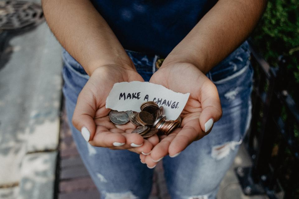 Many charities could cease to operate by the end of November. (Kat Yukawa/Unsplash)