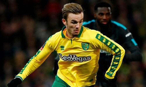 Leicester and Southampton make £20m bids for Norwich's James Maddison