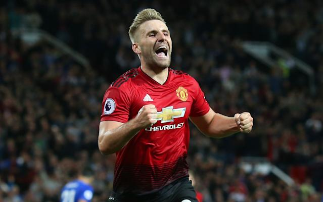 Shaw thing: Manchester United got off to a winning start