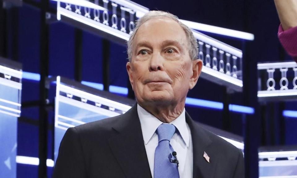 Michael Bloomberg: two stents.