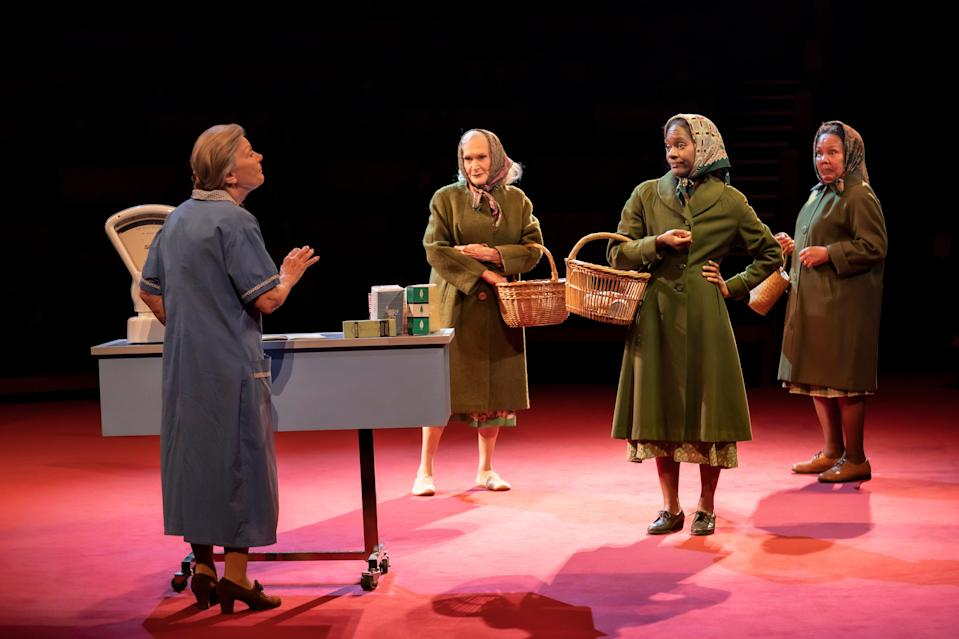 The women of Milk Wood (Johan Persson)