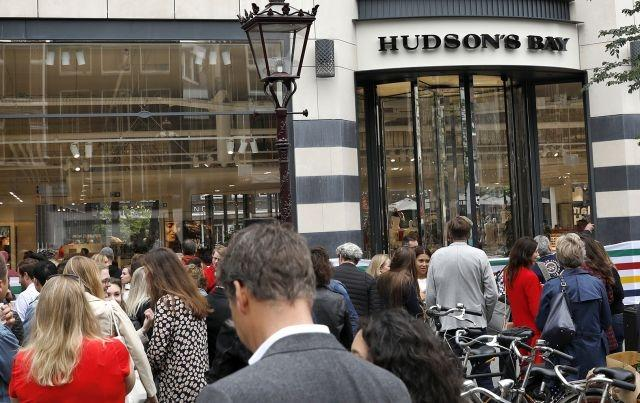 Canada's Hudson Bay to close Dutch stores: reports