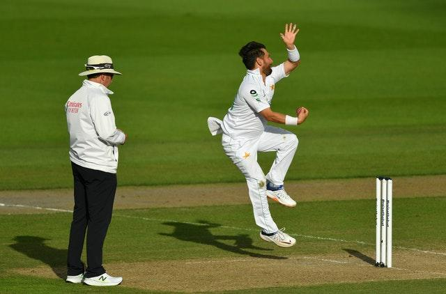 Pakistan's Yasir Shah finished the match as the top-wicket taker with eight
