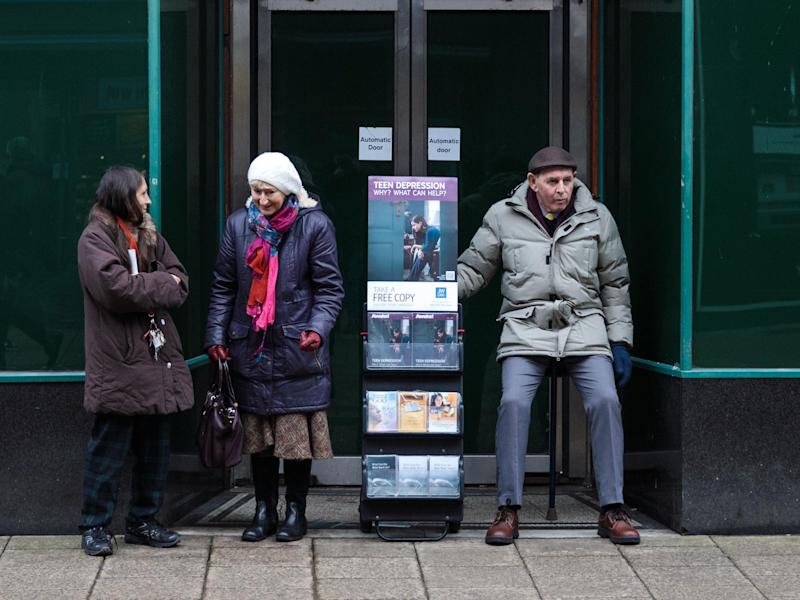 Jehovah's Witnesses can now be charged for proselytising or gathering together: Jack Taylor/Getty Images