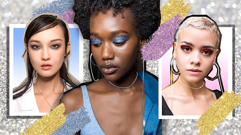 Glitter Eye Makeup Products That Will Actually Stay Put