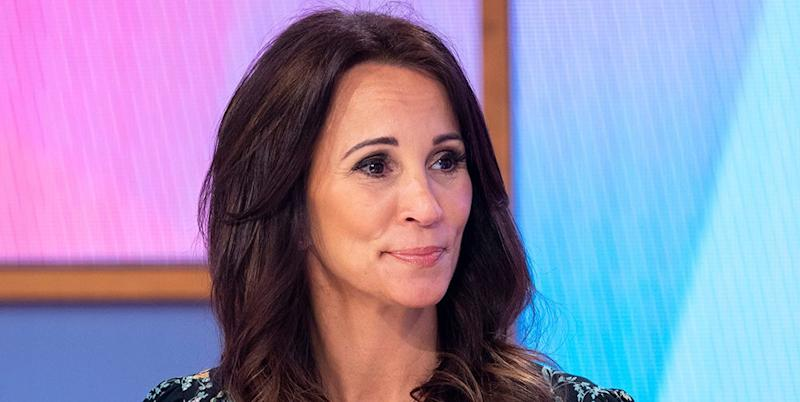 8a192d6de Andrea McLean wore this £38 Oasis dress on two different shows