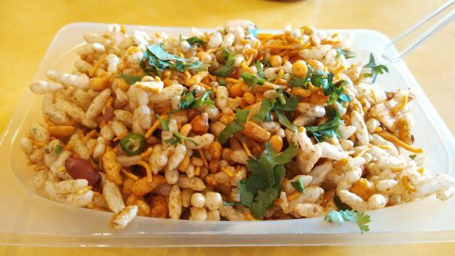 Snack Recipe: Basket Of Bhel