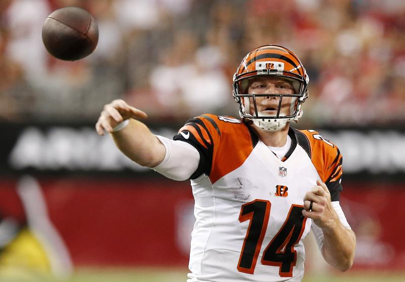 Colts, Bengals happy with starters' showing so far