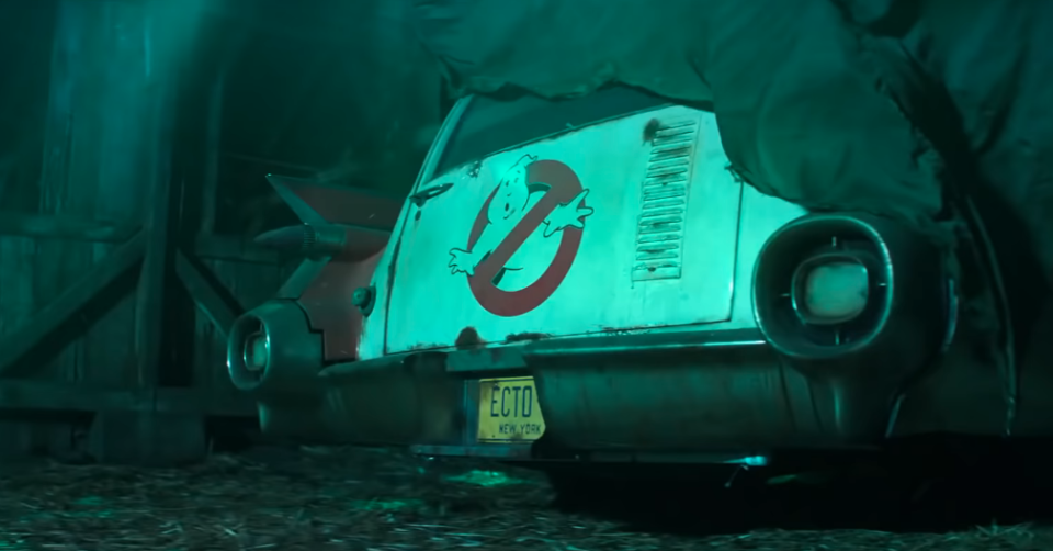 Ghostbusters: Afterlife (Credit: Columbia Pictures)