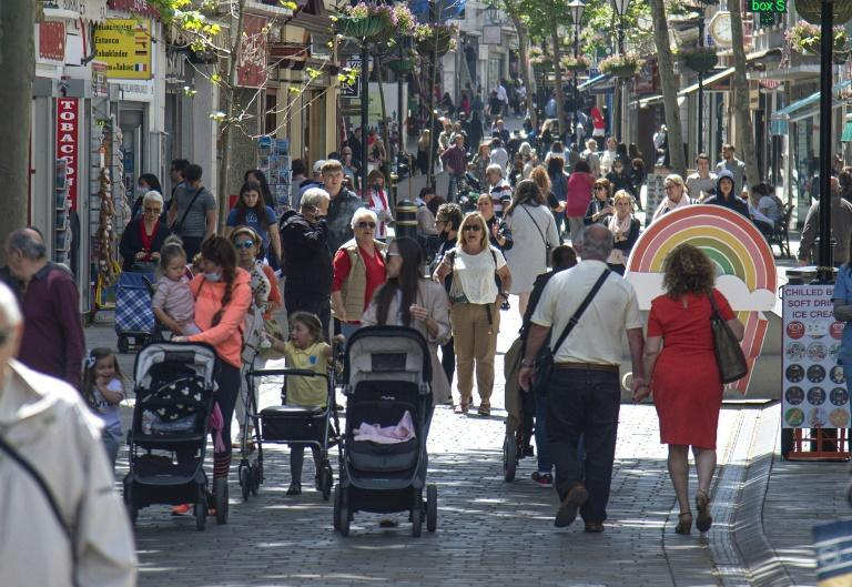 Gibraltar has become one of the first places in the world to vaccinate the bulk of its adult population against Covid-19, allowing life to almost return to normal