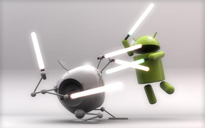 iOS, Android once again grow market shares at RIM and Microsoft's expense