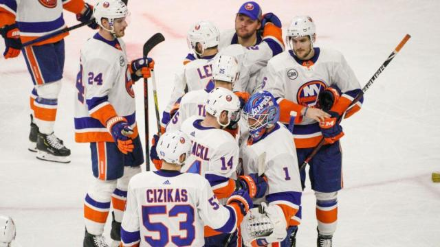 It's New York Islanders Day at PHT