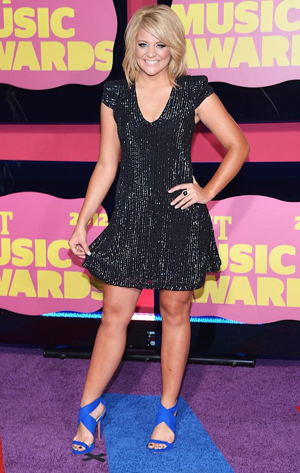 """<p class=""""MsoNormal"""">Season 10 """"American Idol"""" runner-up Lauren Alaina has had quite the year, touring with the show's live tour last summer, releasing her first album, which hit the top five on the Billboard chart, and now attending the CMT Music Awards. Not bad for a 17-year-old! </p>"""