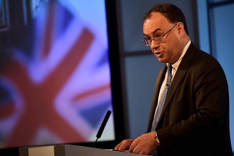 Andrew Bailey: Next Governor of the Bank of England: REUTERS