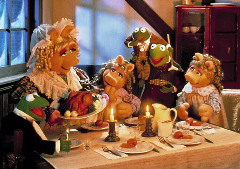 the muppet christmas carol photo everett collection - Muppets Christmas Carol Youtube