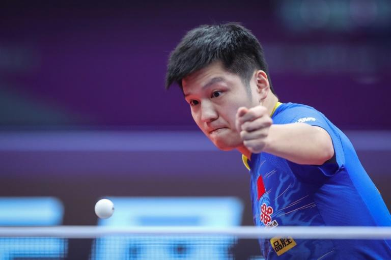 World number one Fan Zhendong is favourite for Tokyo gold, but China will face a challenge to their dominance at the Olynmpics