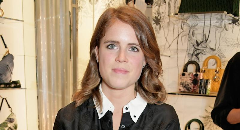 Princess Eugenie is urging people to join a round of applause for NHS workers from their home this Thursday [Image: Getty]