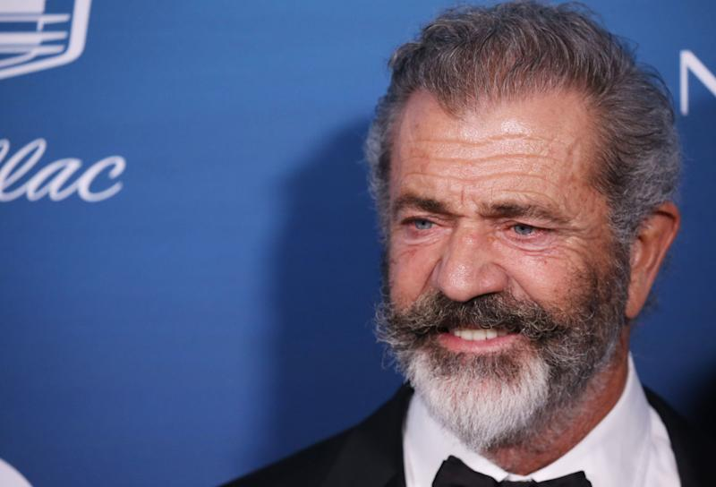 LOS ANGELES, CALIFORNIA - JANUARY 05: Mel Gibson attends The Art Of Elysium's 12th Annual Celebration - Heaven held on January 05, 2019 in Los Angeles, California. (Photo by Michael Tran/FilmMagic)