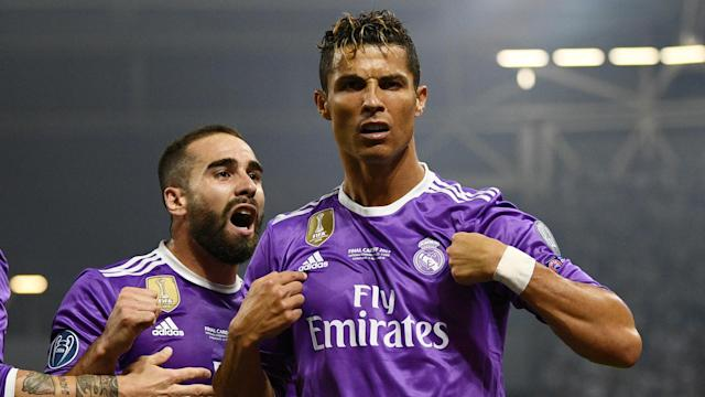 After Cristiano Ronaldo won a fifth Ballon d'Or, we remember one of the great performances of the Real Madrid star's career.