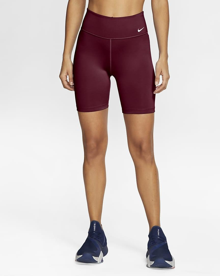 """<p>Get moving this summer in these <span>Nike One Women's 7"""" Shorts</span> ($40).</p>"""