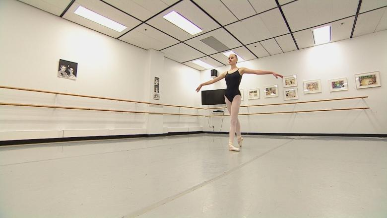 'Ballet is already my life': 14-year-old Calgary phenom off to Monaco academy