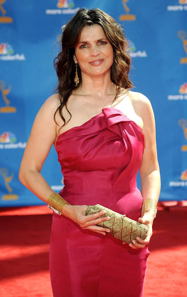 Actress Julia Ormond turns 47 on January 4.
