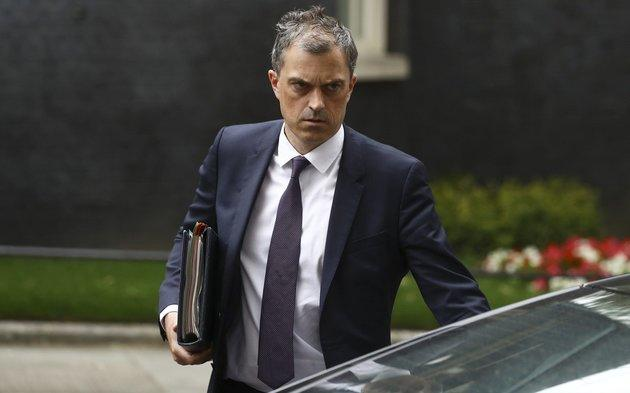 Chief Whip Julian Smith