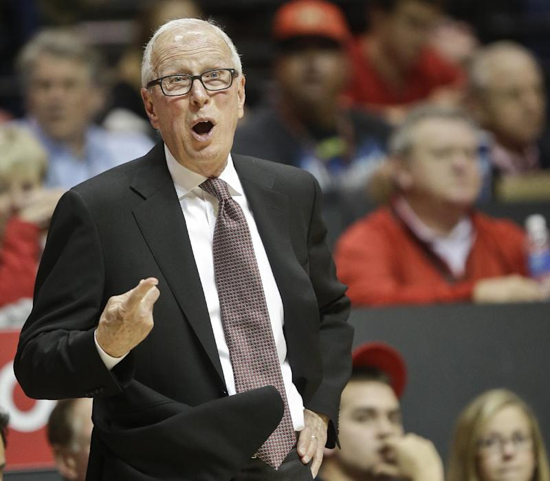 No. 13 San Diego State beats Air Force 79-72