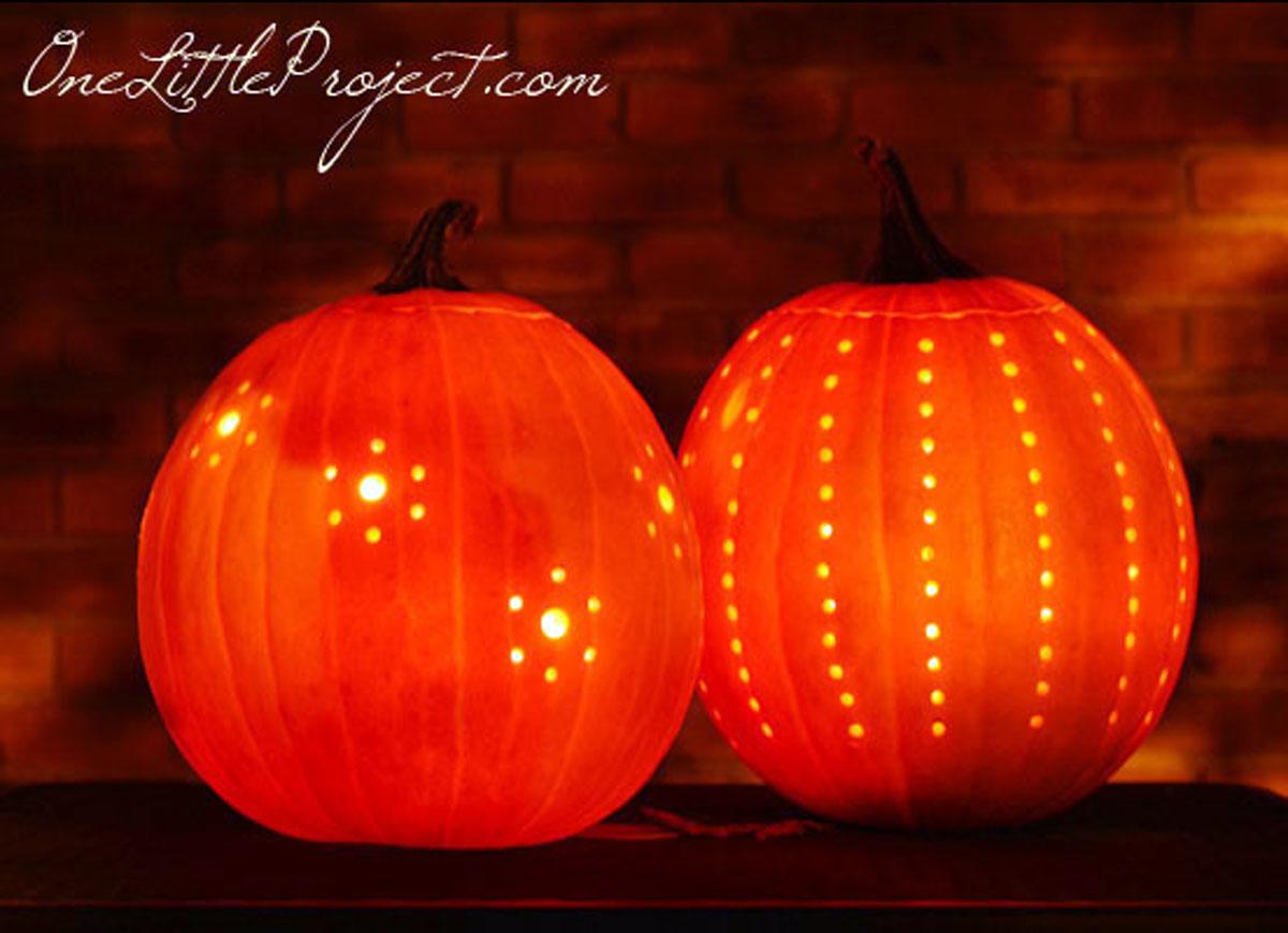 12 Brilliant Hacks For Your Best Ever Halloween Pumpkin