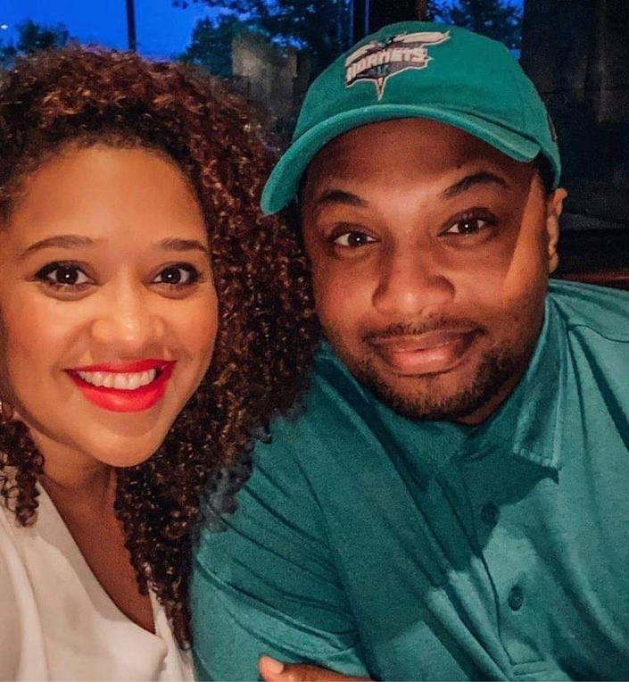Jamal and Cierra Chubb have been married for 12 years. Cierra turned 33 on July 24.