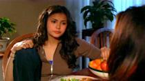 <p>In 2007, Nina Dobrev played Justine in <em>My Daughter's Secret</em>, about a young girl (Justine) who is pressured into acting as a lookout while her boyfriend robs a store (that her mother happens to work at.) He has to shoot the manager in order to escape, and Justine is put in a difficult position. </p>