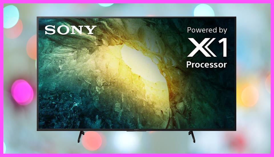 Save $330 on this Sony X750H 65-inch 4K Ultra HD LED TV. (Photo: Amazon)