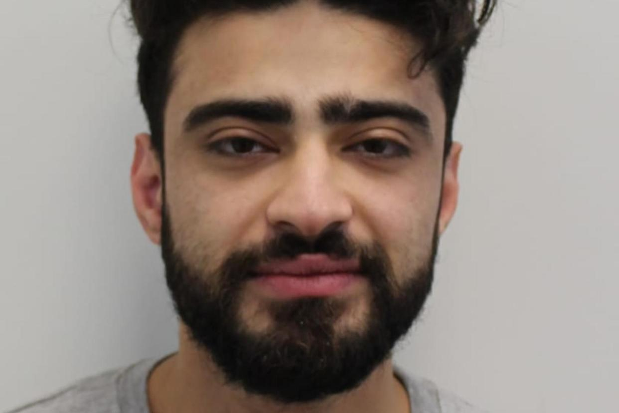 Sajad Jamalvatan, 25, preyed on sex workers by contacting them on escort sites, inviting them to his home in Chelsea, London, and pretending to pay them.