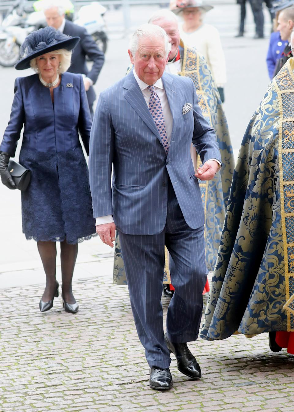 LONDON, ENGLAND - MARCH 09: Prince Charles, Prince of Wales attends the Commonwealth Day Service 2020 at Westminster Abbey on March 09, 2020 in London, England. The Commonwealth represents 2.4 billion people and 54 countries, working in collaboration towards shared economic, environmental, social and democratic goals. (Photo by Chris Jackson/Getty Images)