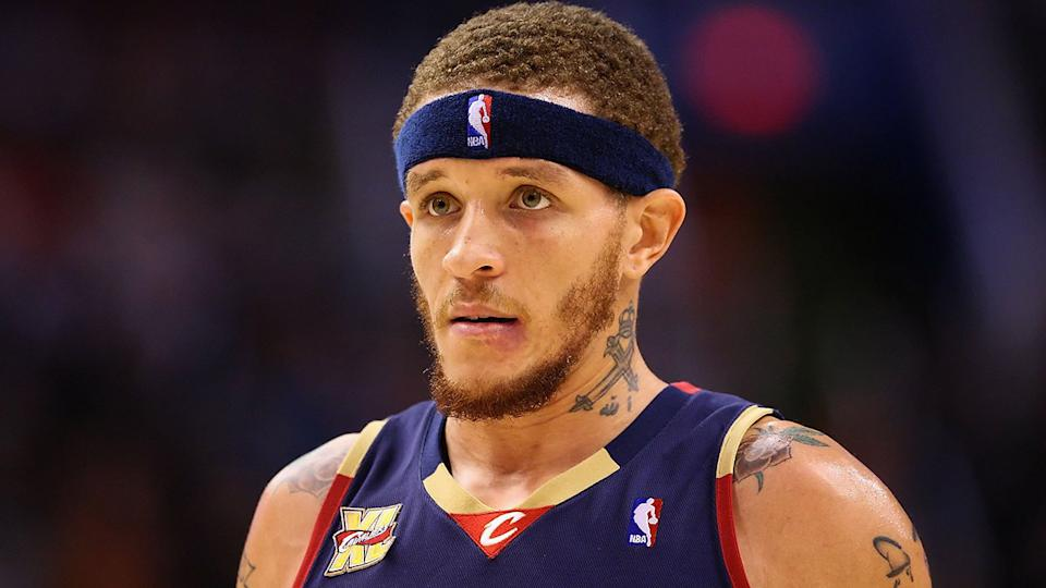 Delonte West, pictured here in action for the Cleveland Cavaliers.