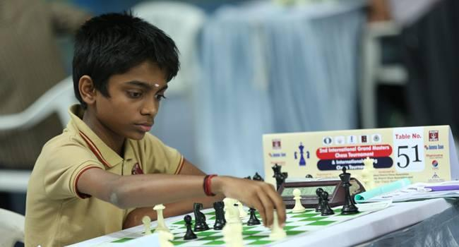 <p>Despite all the financial challenges one can imagine, 15 year old Aravind became a chess grandmaster in 2015 and scored 5/9 in the Aeroflot Open this year. Often referred to as India's next Vishwanathan Anand, he enjoys FIDE rating of 2584. </p>