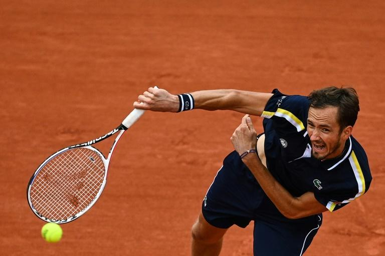 Three wins in a row: Medvedev had lost eight of nine clay-court matches before this tournament
